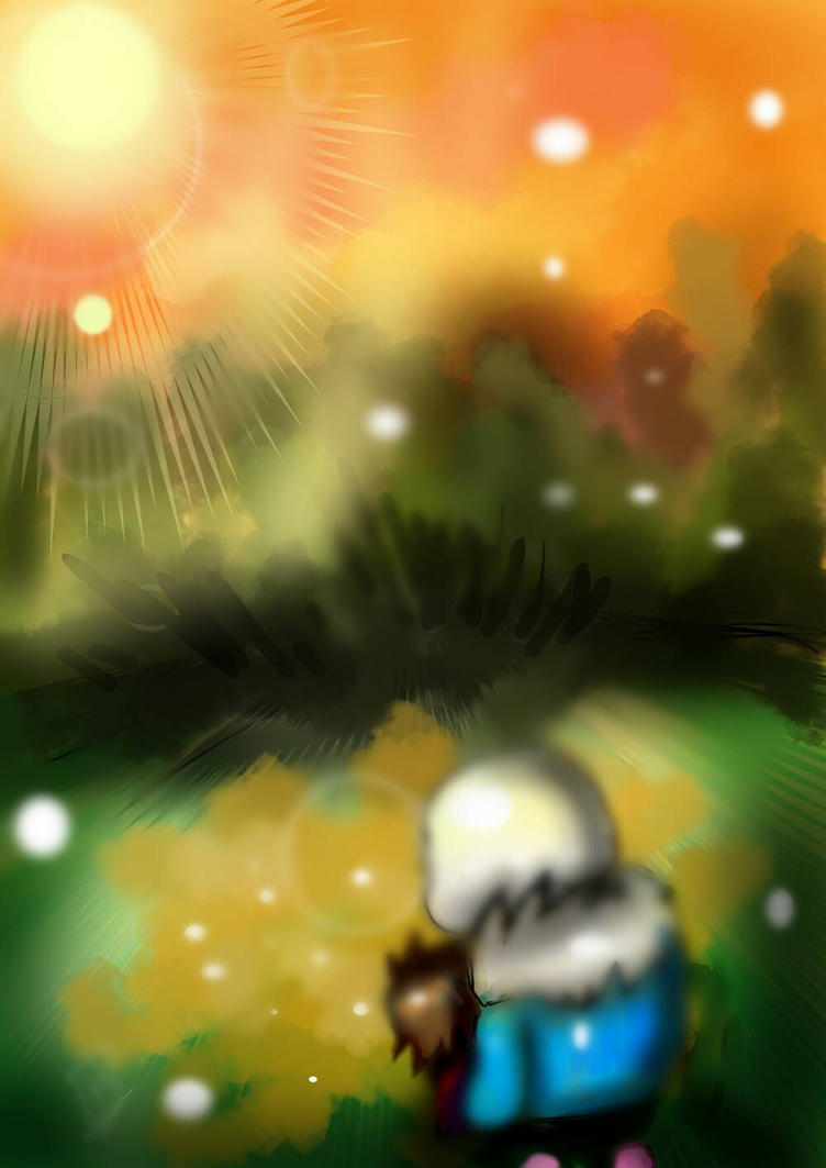 Undertale Depression  by onehitpoint