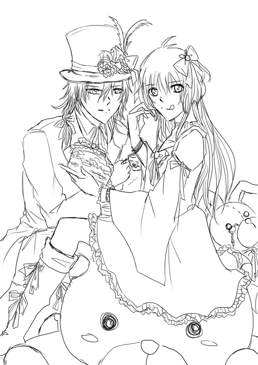 alice and mad hatter by shirayukihayame on deviantart alice_and_mad_hatter_by_shirayukihayame