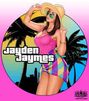 2016 Jayden Jaymes GTA Style