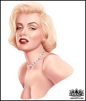 2016  Marilyn Monroe