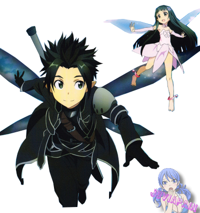 Commande Kit avatar/ signature Render___kirito_and_yui___sao_by_juvia_pain-d5s47zd
