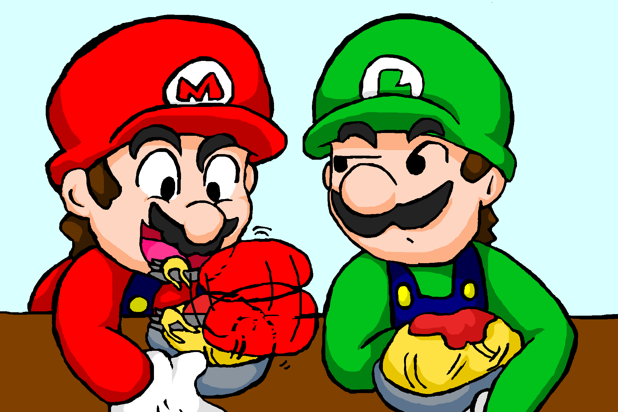 mario and luigi are twins did i miss something ign boards