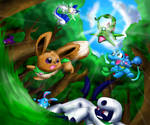 Pokemon Mystery Dungeon