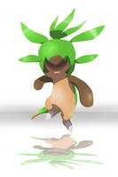 Chespin Creed by Foxeaf
