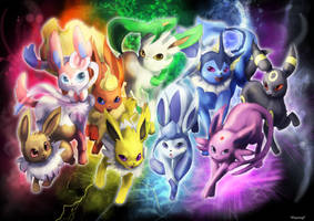 Elemental Evolution by Foxeaf
