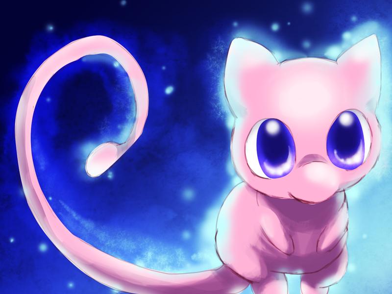 Mew by Foxeaf