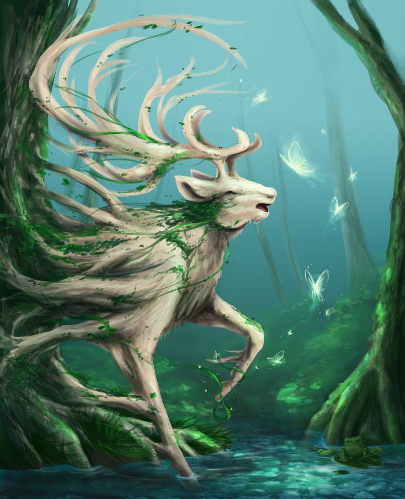 Hidden by Foxeaf