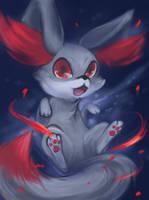 Shine Shine Sparkle by Foxeaf