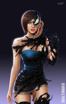 Jill Valentine/Venom v.2