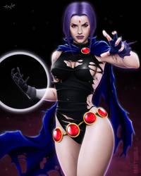 Raven by maltoniko