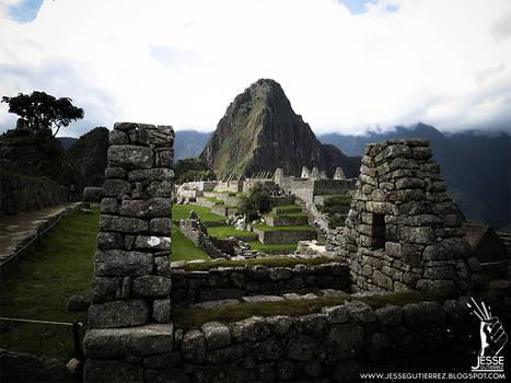 Machu Picchu - Peru -  Shot 28
