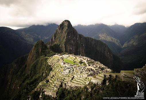 Machu Picchu - Peru -  Shot 31