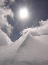 Snow Dune by OetiBiscuit12345