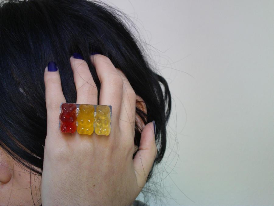 gummy bear ring