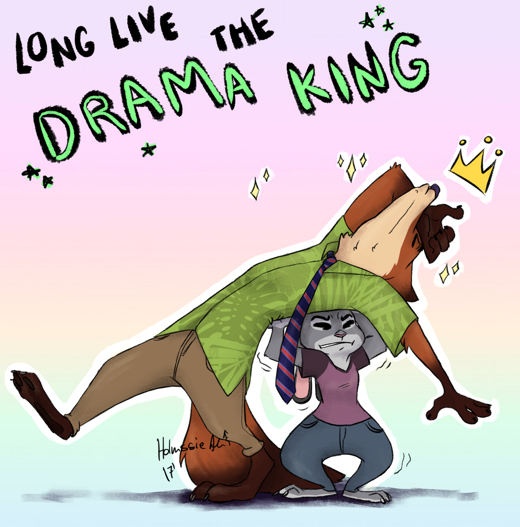 Nick the Drama King by Holmssie