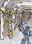 Transformers Battle Machine Cover #10