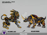ALTERNATIVE MODE OF THE PREDACONS 1 by GUILLERMOTFMASTER