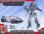 Arcee Transformers The New Generation by GUILLERMOTFMASTER