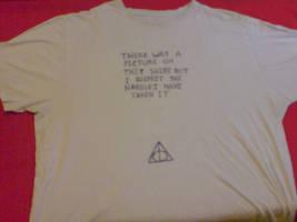 Harry Potter T-Shirt by GermanAlienCookie