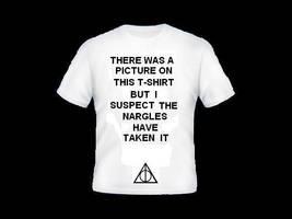 Harry Potter T-Shirt 2 by GermanAlienCookie