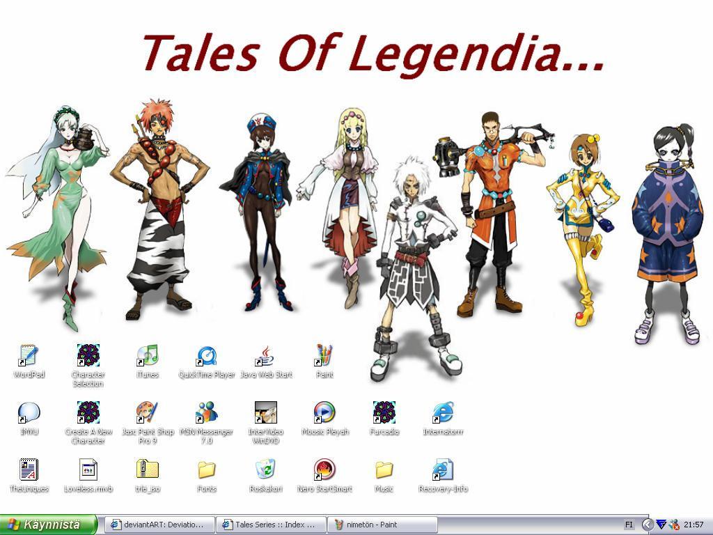 Tales of Legendia-Desktop by Dancingvirus