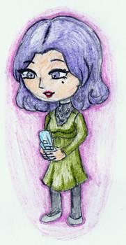 Saori Hasegawa Scribble