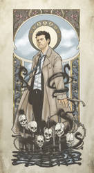 Spn - Don't Drink the Water by Ammosart