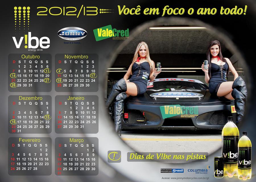 Calendario Vibe  GT by hersc