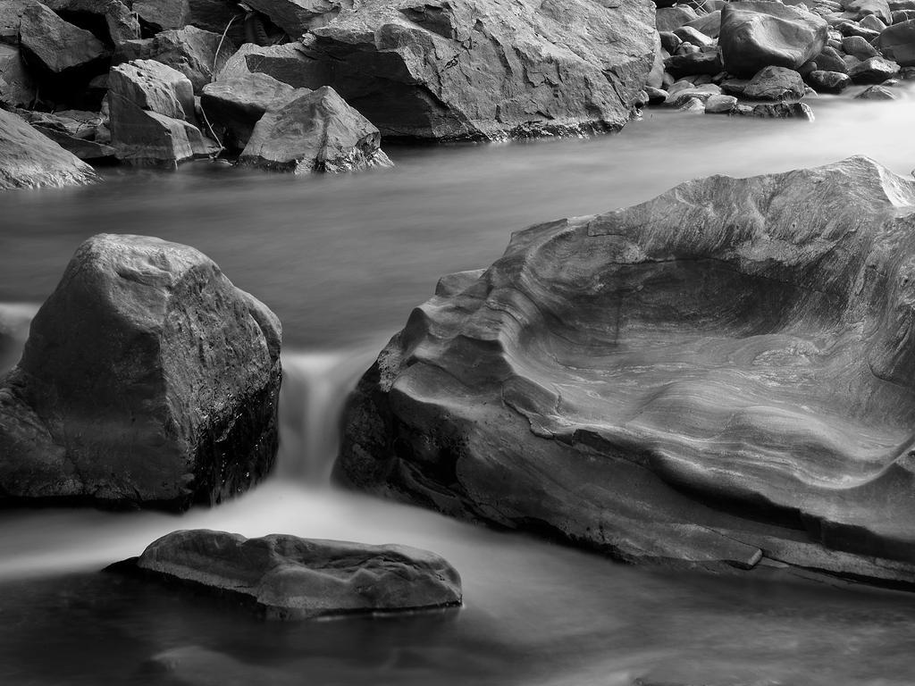 River Flow by kevoka