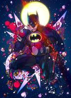 Boxing] Kangaroo Batman by sakiroo