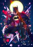 Boxing] Kangaroo Batman