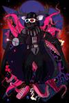[Fencing] Octopus Darth Vader