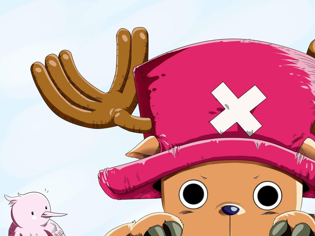 Toni Toni Chopper - One Piece fanart by ANiMEAddiCt4EVAOne Piece Wallpaper Chopper