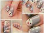 Poro [ nail art ]