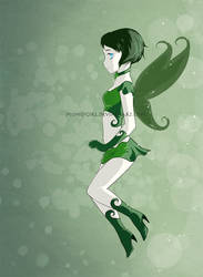Laima Fairy of luck by momijigirl