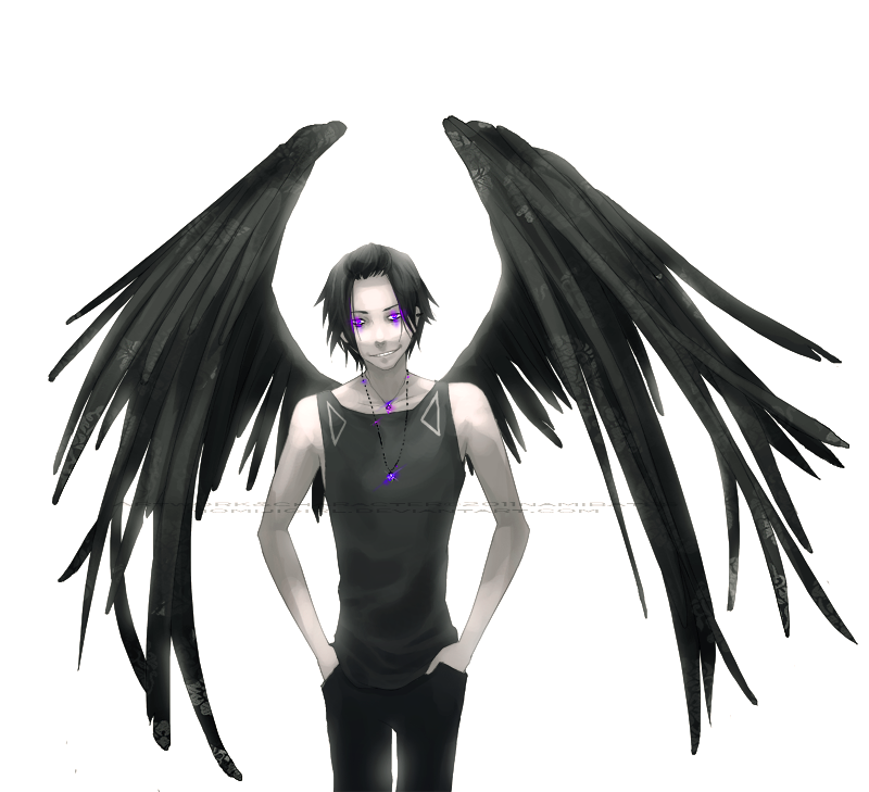 Dark Wings: Void by momijigirl on DeviantArt