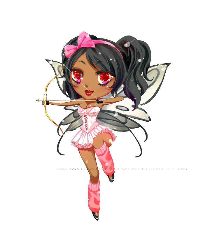 Chibi commission: Princess by momijigirl