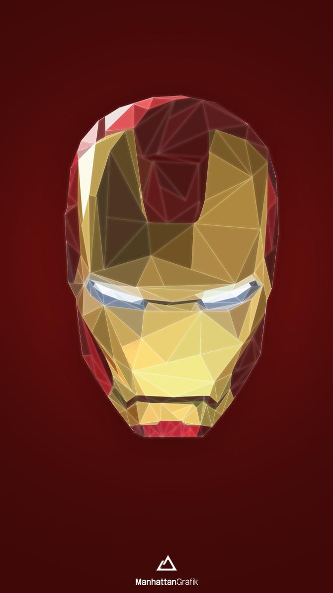 Iron Man Wallpaper by ManhattanGrafik ...