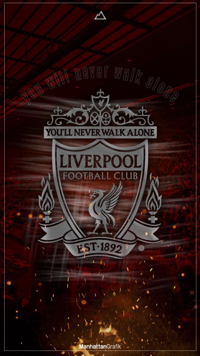 Liverpool Logo Wallpaper By Manhattangrafik On Deviantart