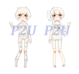 Base Pair A (80 pt) by naoyee