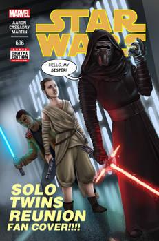 Star Wars 696 fan cover