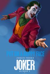 Can you introduce me as Joker?