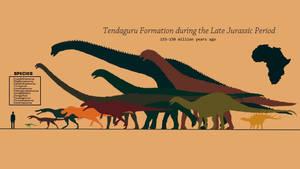 Jurassic Tanzania