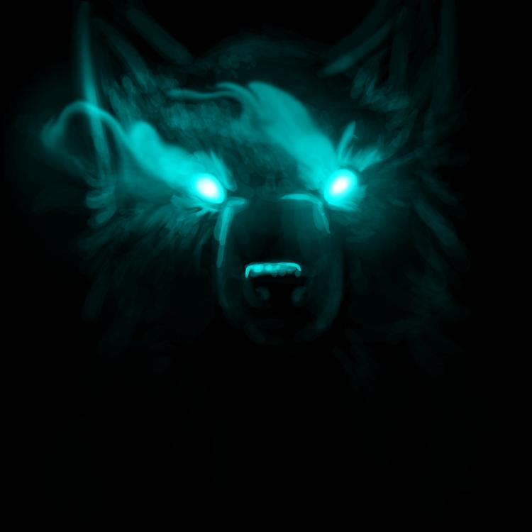 Glowing Yellow Wolf Eyes Www Imgkid Com The Image Kid