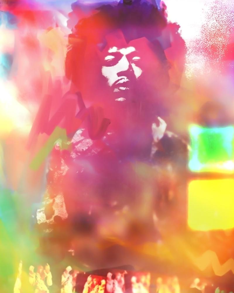 Purple Haze - Jimi Hendrix by yorkey-sa on DeviantArt