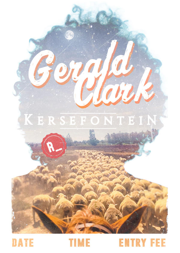 Gerald Clark poster by yorkey-sa