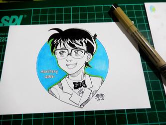 :: Conan :: Fan Art by maritery-san