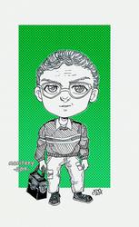 Chibi Sketch :: Sergio :: by maritery-san