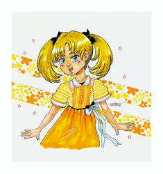 :: Yellow style :: Kid by maritery-san