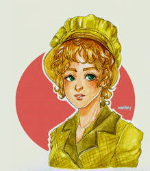 :: Elinor Dashwood :: SENSE AND SENSIBILITY by maritery-san